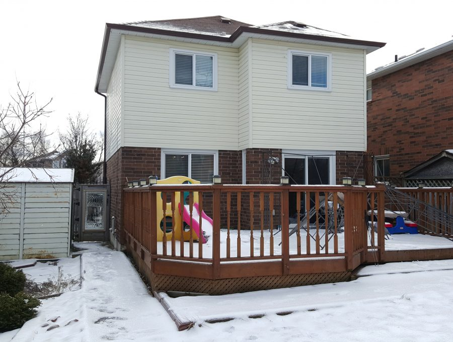 Home Addition_Dunsmore Richmond Hill_before 1