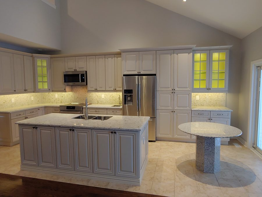 Kitchen Reno-Mapleview, Vaughan After 1